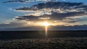 Heavenly Sunrise by Mark Ruckman