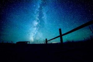 Milky Way Lights by Mark Ruckman