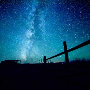 Milky Way Lights by Mark Ruckman